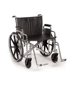 Wheelchair Self Propelled Extra Large Hire
