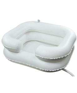 Inflatable Shampoo Basin