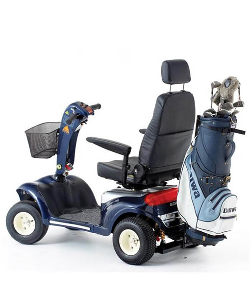Shoprider Rocky 889 Golf Scooter Rear