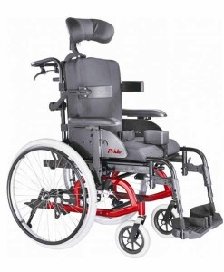 Pride C550 Wheelchair