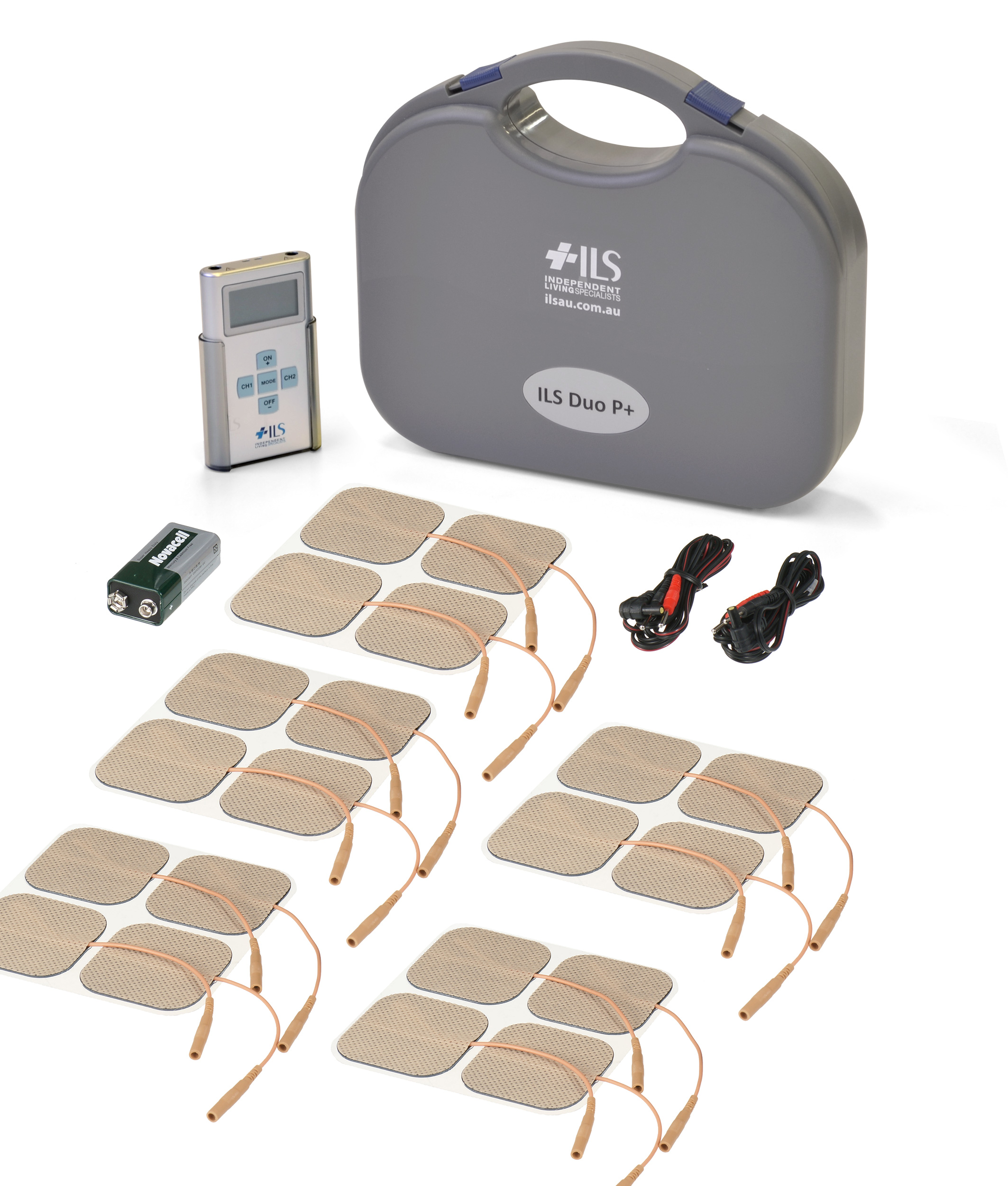 new pads for tens machine