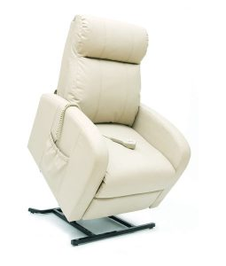 Pride LC-101 Electric Recliner Lift Chair – Leather