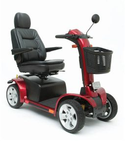 Pride 130XL Pathrider Mobility Scooter