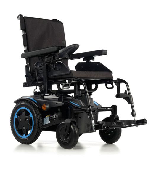 Quickie Q100 Power Chair 1
