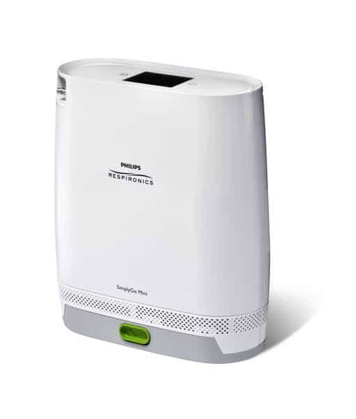Simplygo Mini Portable Oxygen Concentrator With Extended Battery 5