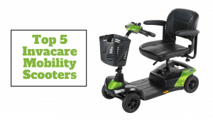 Top 5 Invacare Mobility Scooters