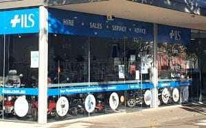 Independent Living Specialists Adelaide – Mobility Specialist store