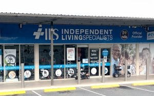 Independent Living Specialists Ballina – Mobility Specialist store