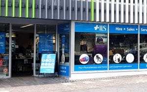 Independent Living Specialists Kogarah – Mobility Specialist store