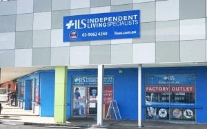 Independent Living Specialists Warwick Farm – Mobility Specialist store